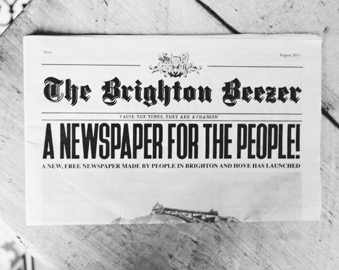 The Brighton Beezer